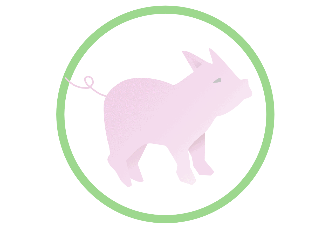 The Language Pig Icon