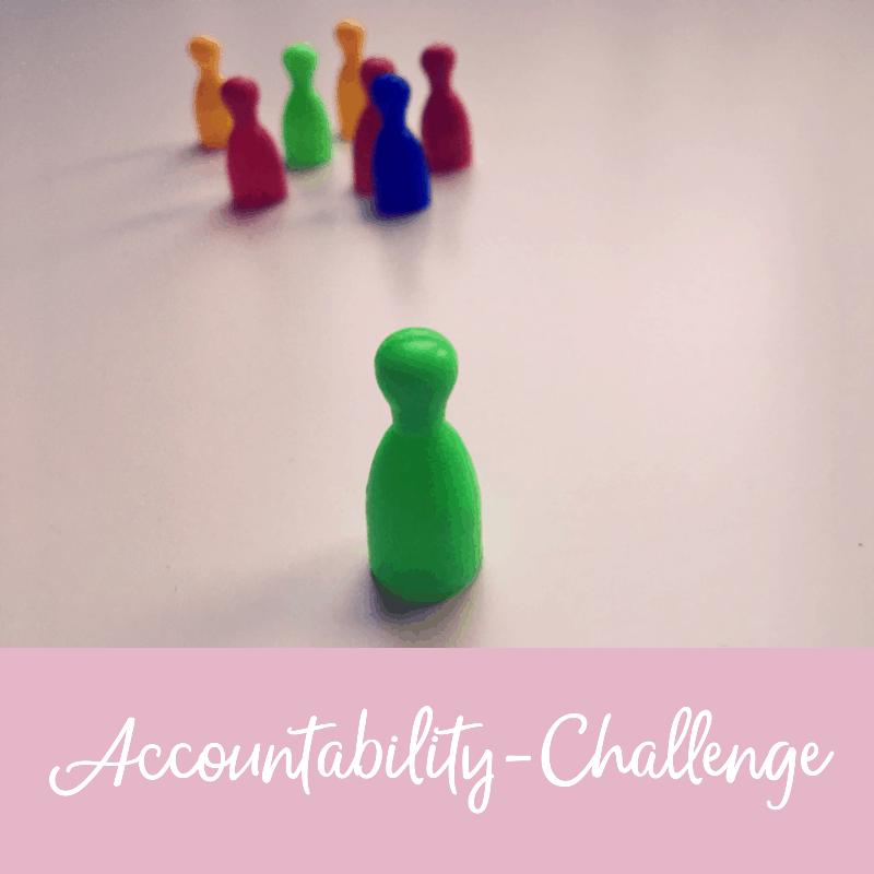 Accountability Partner in der Challenge