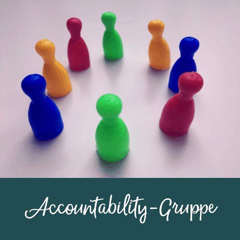 Spielfiguren in der Konstellation einer Accountability-Gruppe