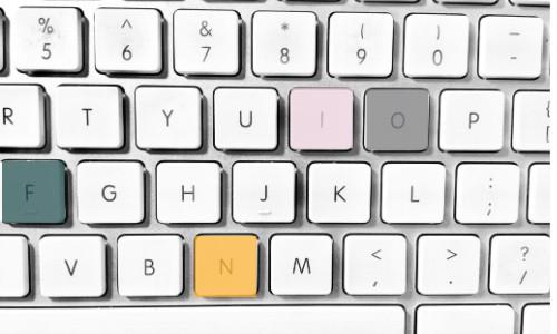 info keyboard